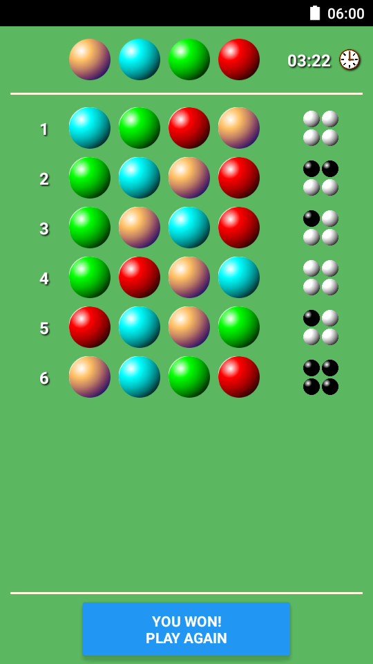 Senha - Mastermind for Android